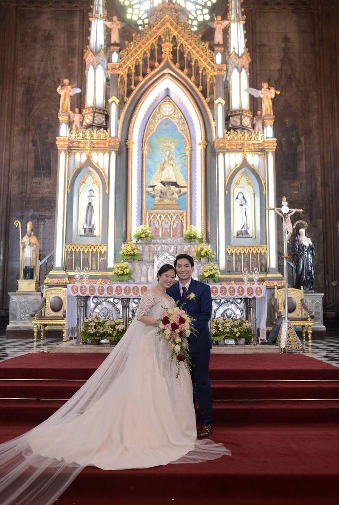 Francis & Rachel Wedding by Bride Idea - 013