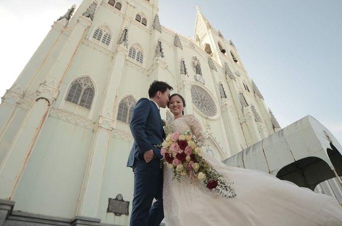Francis & Rachel Wedding by Bride Idea - 004