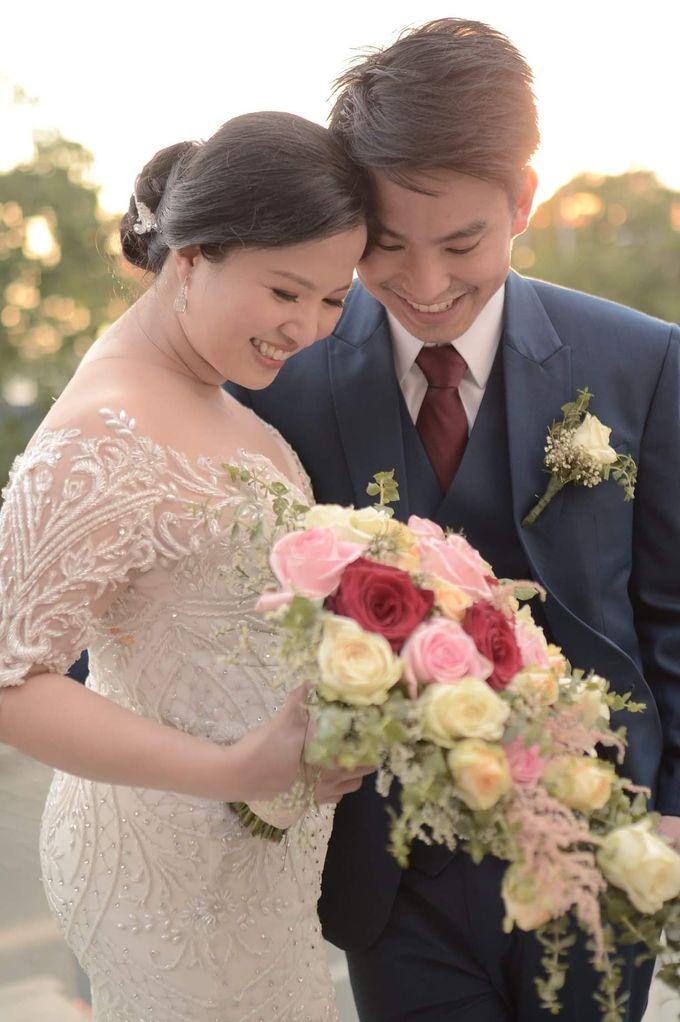 Francis & Rachel Wedding by Bride Idea - 014