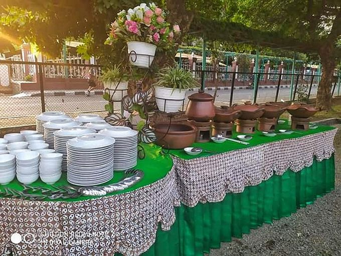 Setting Meja Catering by Calia Catering - 006