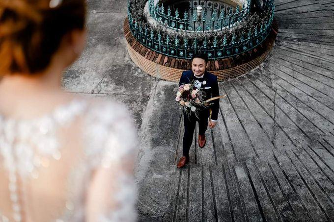Trophy & Rose Wedding by Bride Idea - 028