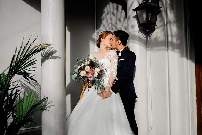 Trophy & Rose Wedding by Bride Idea - 007