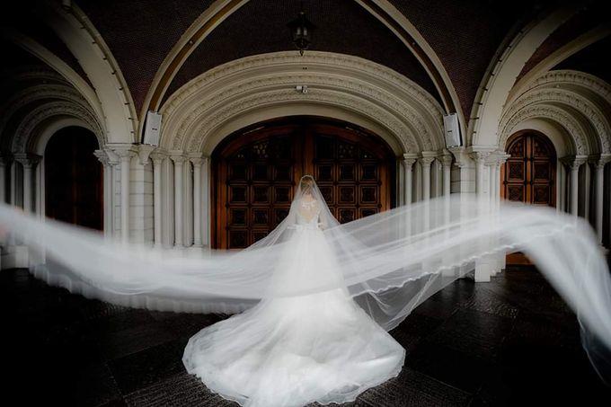 Trophy & Rose Wedding by Bride Idea - 008