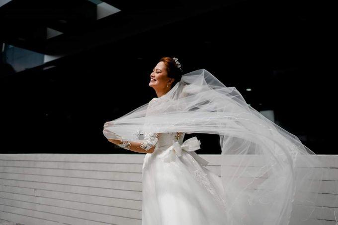 Trophy & Rose Wedding by Bride Idea - 012