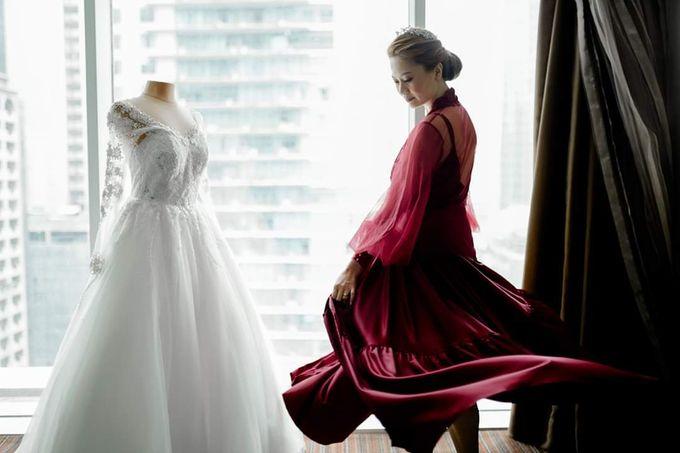 Trophy & Rose Wedding by Bride Idea - 019
