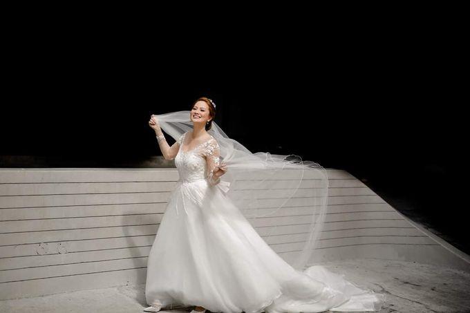 Trophy & Rose Wedding by Bride Idea - 017