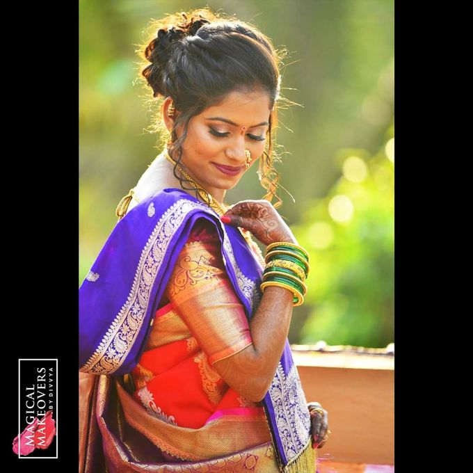 Bridal Portfolio by Magical Makeovers By Divvya - 012