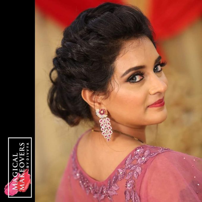 Bridal Portfolio by Magical Makeovers By Divvya - 010