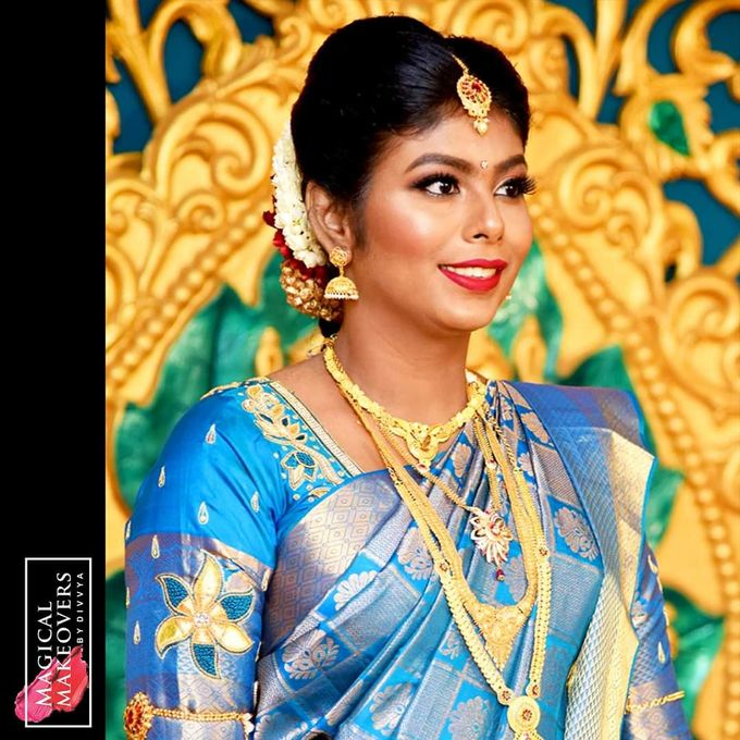 Bridal Portfolio by Magical Makeovers By Divvya - 018