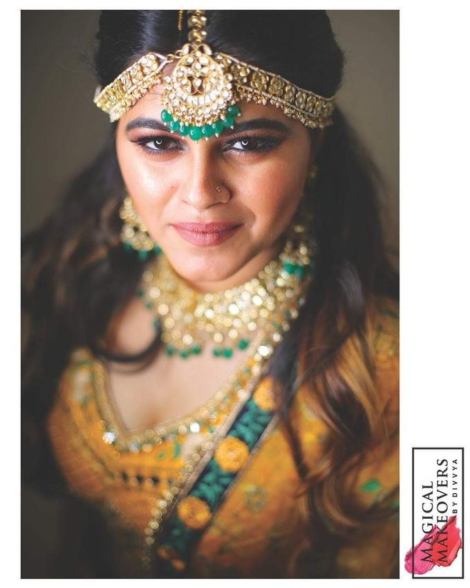 Bridal Portfolio by Magical Makeovers By Divvya - 008