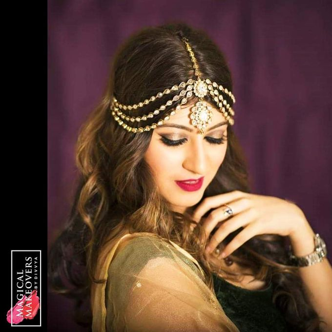 Bridal Portfolio by Magical Makeovers By Divvya - 011