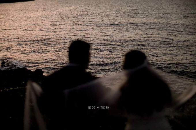 Nico & Trisha Wedding by Bride Idea - 018