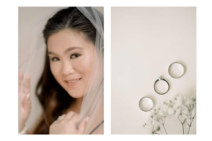 Nico & Trisha Wedding by Bride Idea - 003