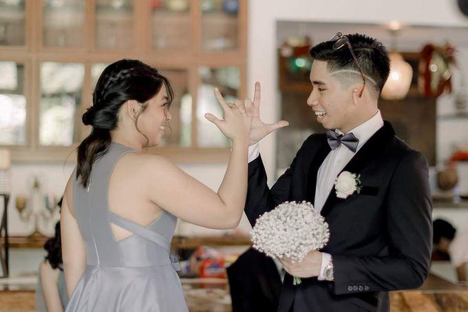 Nico & Trisha Wedding by Bride Idea - 023