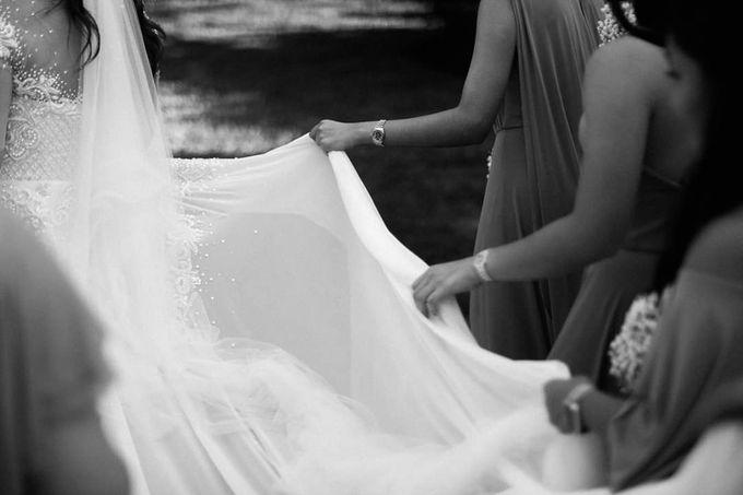 Nico & Trisha Wedding by Bride Idea - 002