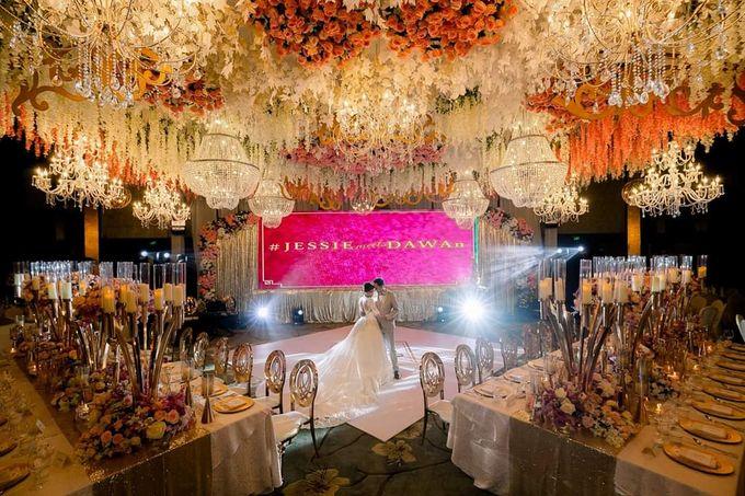 Dawa And Jessie Wedding by Bride Idea - 037
