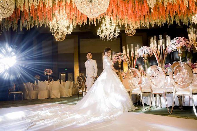 Dawa And Jessie Wedding by Bride Idea - 035