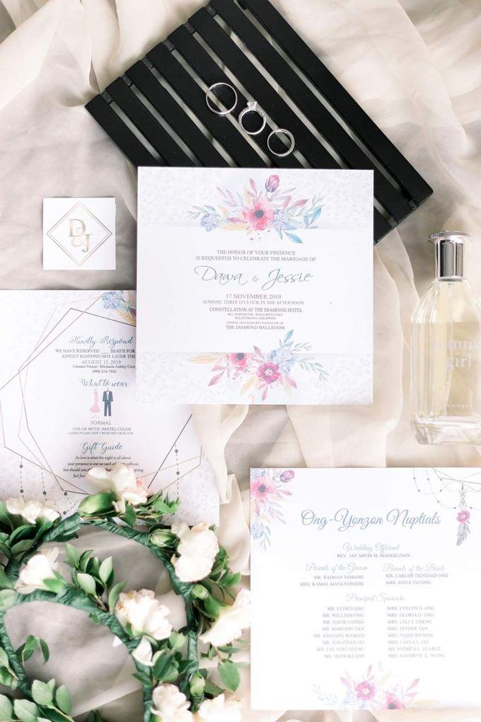Dawa And Jessie Wedding by Bride Idea - 030