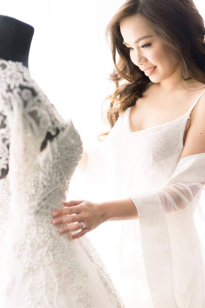 Dawa And Jessie Wedding by Bride Idea - 026
