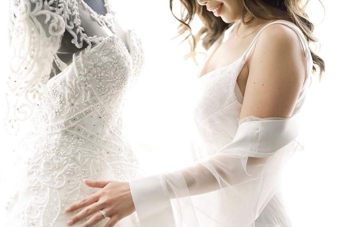 Dawa And Jessie Wedding by Bride Idea - 029