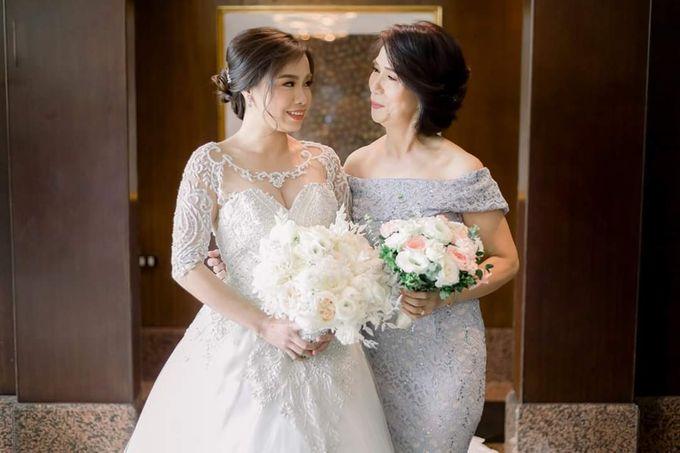 Dawa And Jessie Wedding by Bride Idea - 018