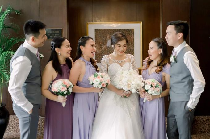 Dawa And Jessie Wedding by Bride Idea - 021