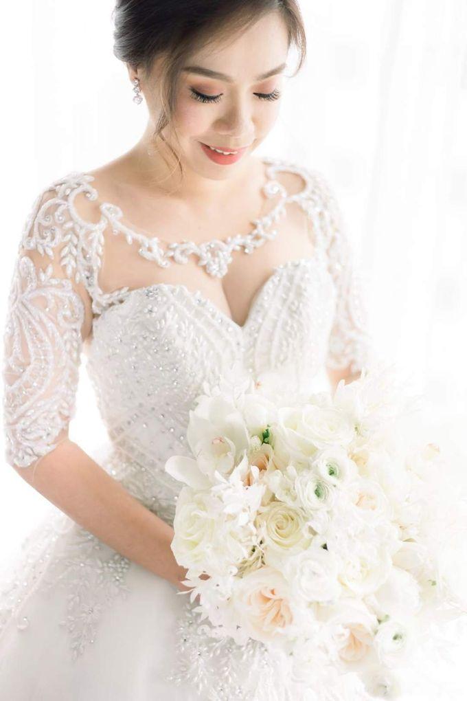 Dawa And Jessie Wedding by Bride Idea - 024