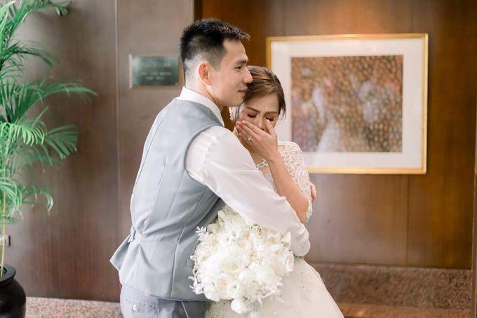Dawa And Jessie Wedding by Bride Idea - 022