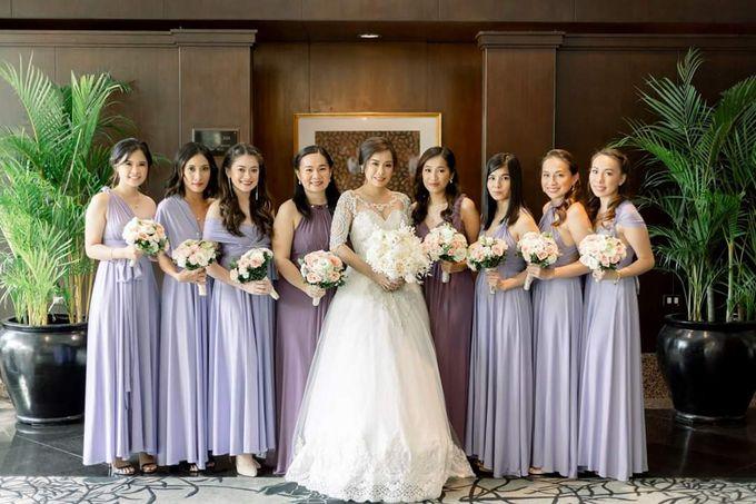 Dawa And Jessie Wedding by Bride Idea - 027