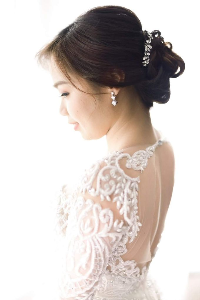 Dawa And Jessie Wedding by Bride Idea - 015