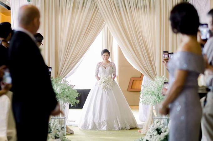 Dawa And Jessie Wedding by Bride Idea - 020