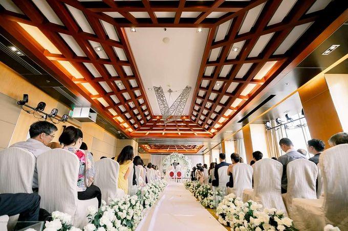 Dawa And Jessie Wedding by Bride Idea - 038