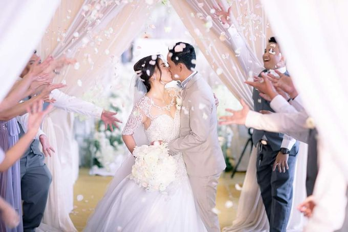 Dawa And Jessie Wedding by Bride Idea - 033