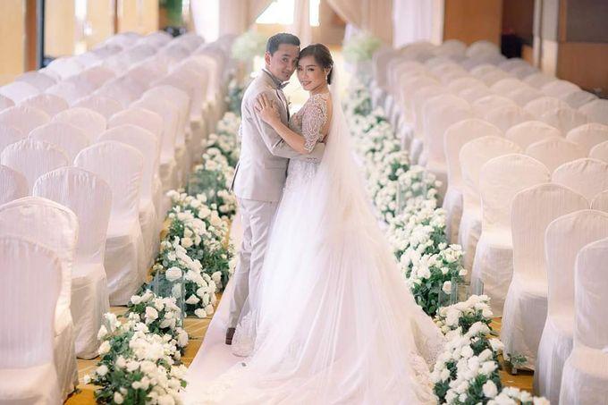 Dawa And Jessie Wedding by Bride Idea - 032