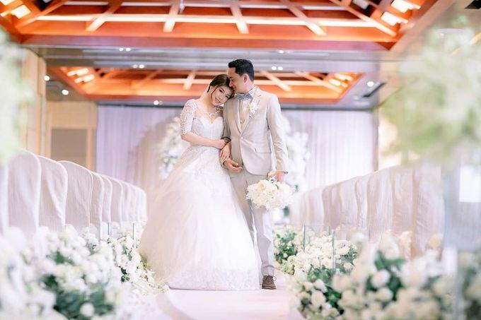 Dawa And Jessie Wedding by Bride Idea - 023