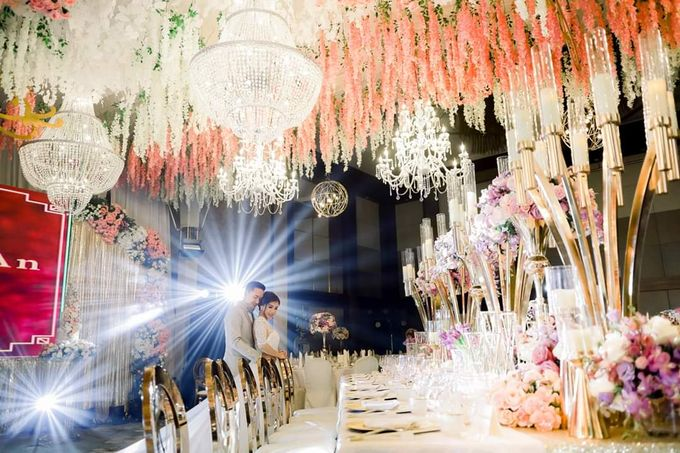 Dawa And Jessie Wedding by Bride Idea - 031
