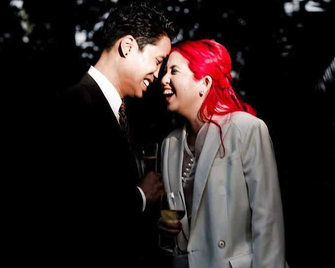 Vince And Tisha Wedding by Bride Idea - 015