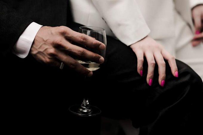 Vince And Tisha Wedding by Bride Idea - 009