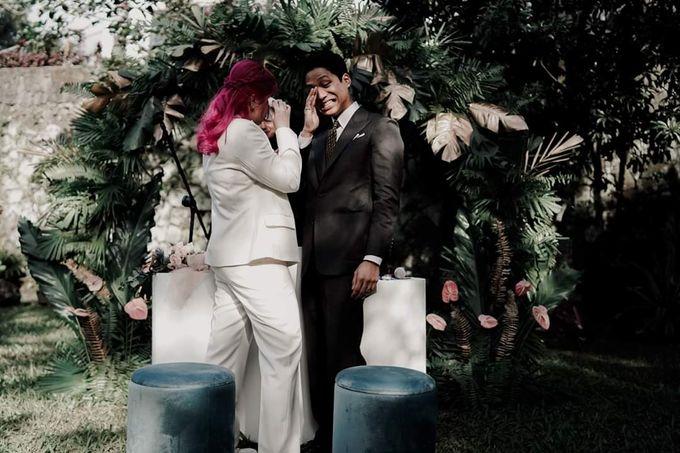 Vince And Tisha Wedding by Bride Idea - 033