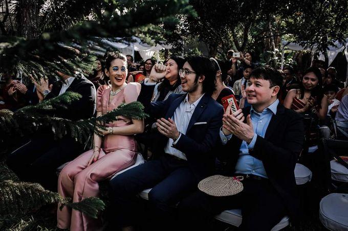 Vince And Tisha Wedding by Bride Idea - 020