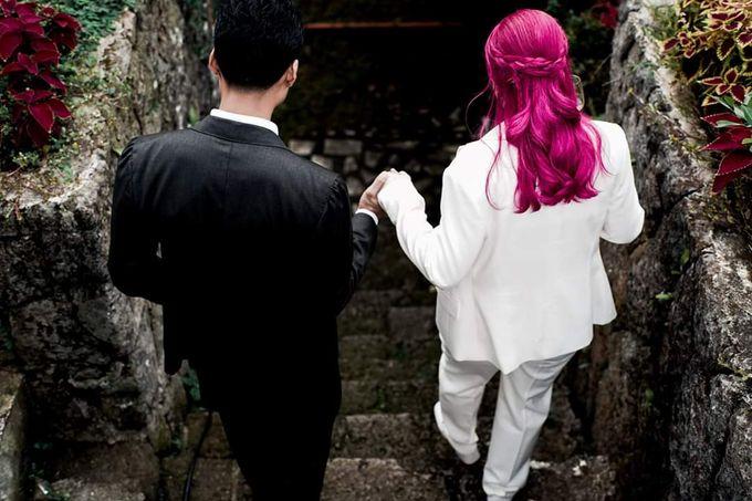 Vince And Tisha Wedding by Bride Idea - 049