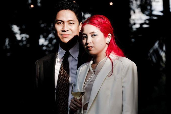 Vince And Tisha Wedding by Bride Idea - 011