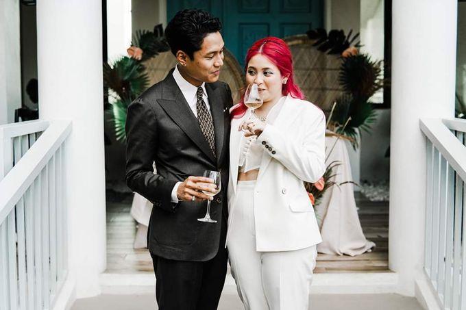 Vince And Tisha Wedding by Bride Idea - 029