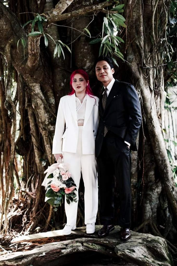 Vince And Tisha Wedding by Bride Idea - 027