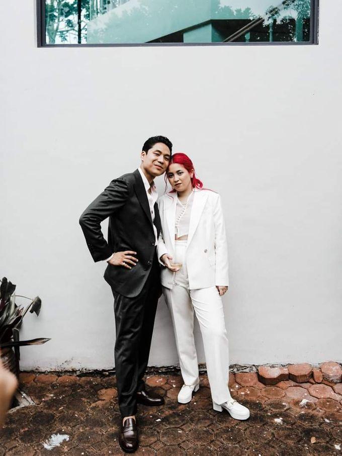 Vince And Tisha Wedding by Bride Idea - 030