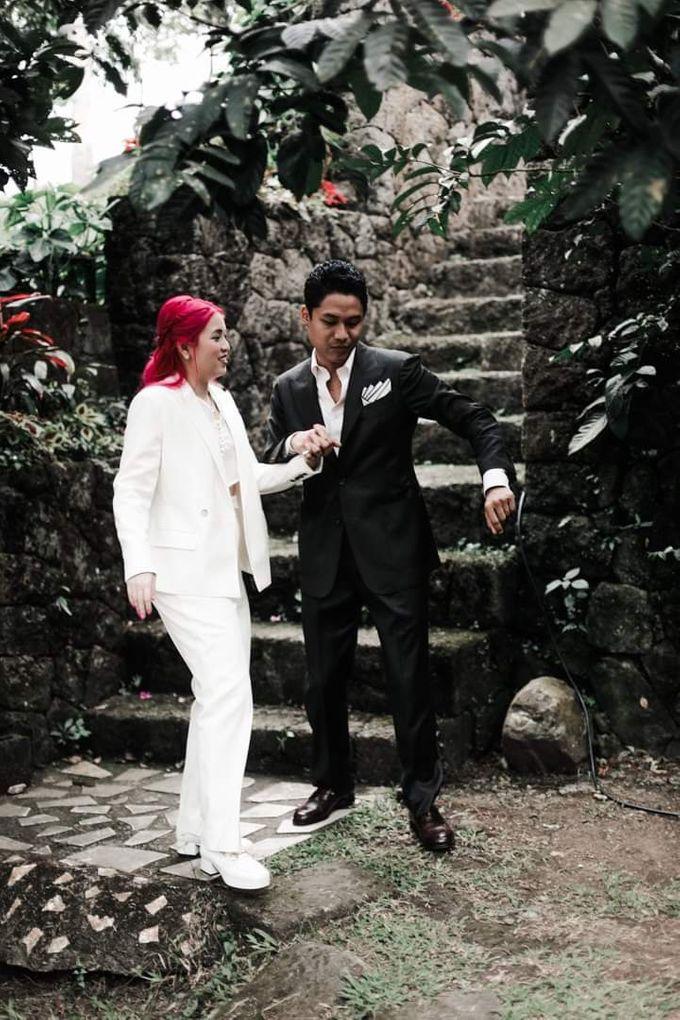 Vince And Tisha Wedding by Bride Idea - 037