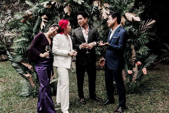 Vince And Tisha Wedding by Bride Idea - 046