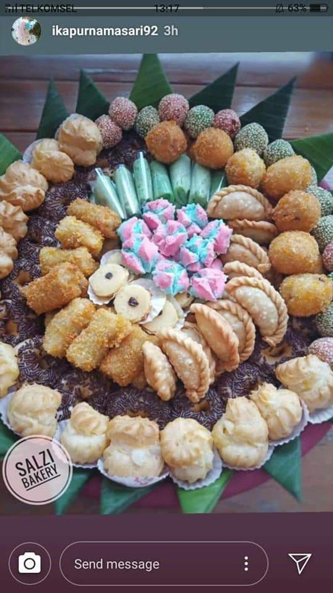 Kue Basah Produksi Salzi Bakery by Salzi Bakery - 007