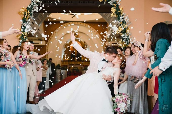 Meyrick And Bernadine Wedding by Bride Idea - 011