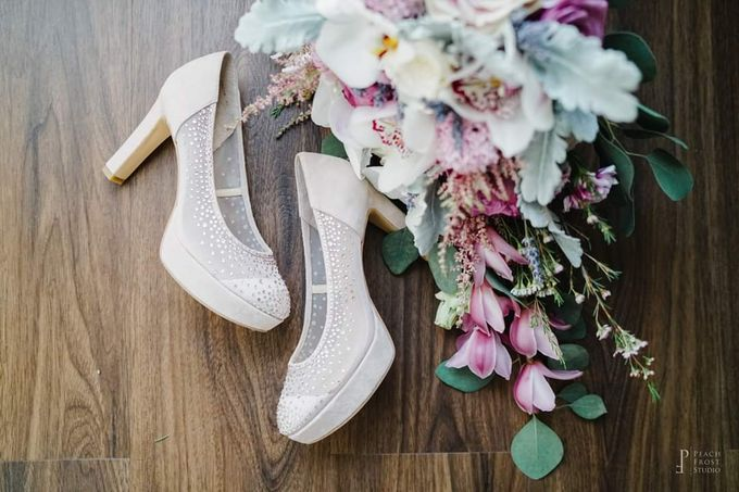 Meyrick And Bernadine Wedding by Bride Idea - 017